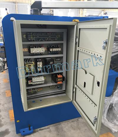QC12K-6x4000 آلة قص الكربون الصلب الهيدروليكية باستخدام الحاسب الآلي