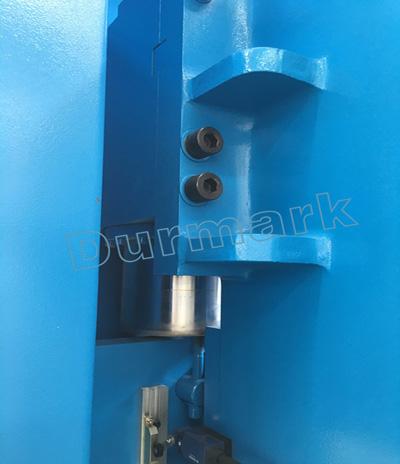 WE67K-100T / 2500 DA52 CNC آلة الصحافة الفرامل المعدنية الصفائح المعدنية