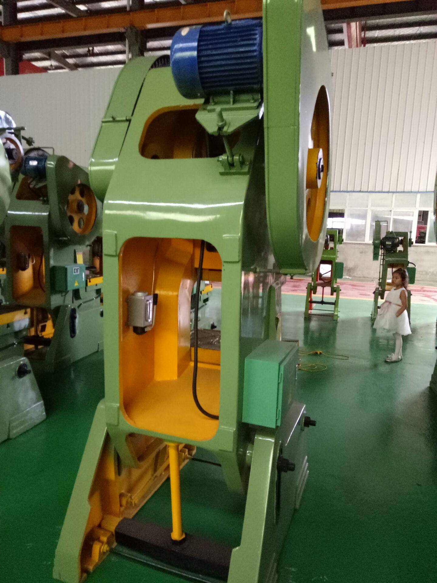J21-160T C إطار طاقة الضغط